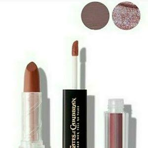 Lorac POC lipstick & lipgloss duo ~ Sparrow